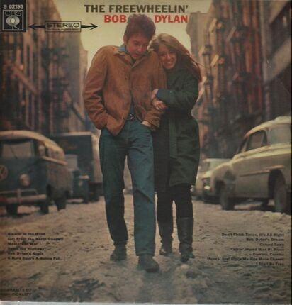 #<Artist:0x00007f9209797118> - The Freewheelin' Bob Dylan