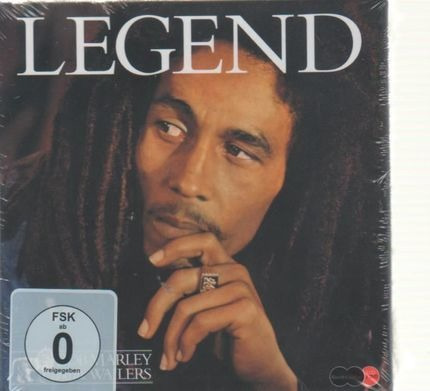 #<Artist:0x00007fcee1585c98> - Legend - The Best Of Bob Marley & The Wailers
