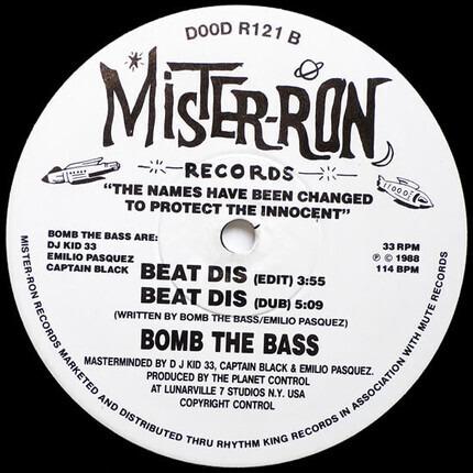 #<Artist:0x00007f8160d00f28> - Beat Dis (Remix)