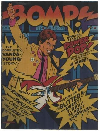 #<Artist:0x00007f22f859e378> - 03/1978 - Special Issue: Power Pop!