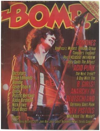 #<Artist:0x00007fe26f38d430> - 10/11 1978 - Ramones