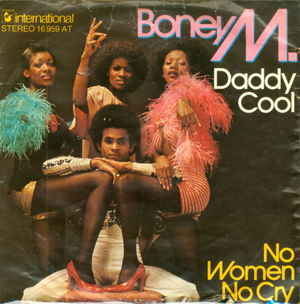 #<Artist:0x00007f4a8e1f0f10> - Daddy Cool / No Woman No Cry