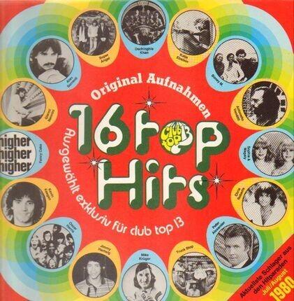 #<Artist:0x00007fdfe4b32c68> - 16 Top Hits