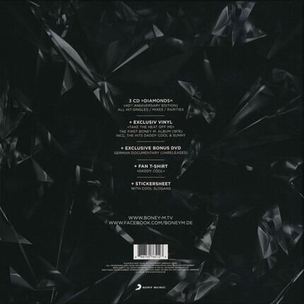#<Artist:0x00007fcee3ca3b68> - Diamonds (40th Anniversary Edition)