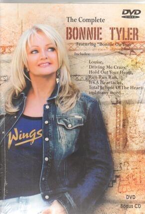 #<Artist:0x00007f410d271528> - The Complete Bonnie Tyler Featuring Bonnie On Tour