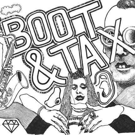 #<Artist:0x00007ff36d8fc100> - Boot & Tax