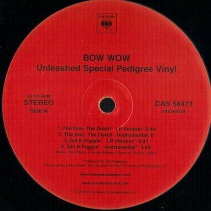 #<Artist:0x00007f10a2d5bbc8> - Unleashed Special Pedigree Vinyl