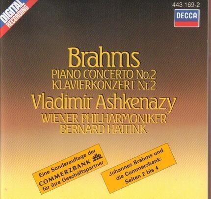 #<Artist:0x00007fcee085ade8> - Piano Concerto No. 2