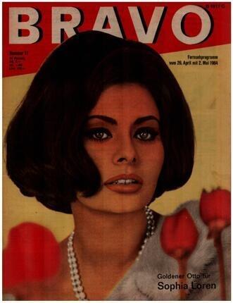 #<Artist:0x00007fe77989e258> - 17/1964 - Sophia Loren
