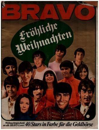 #<Artist:0x00007f69224f8ef8> - 53/1967 - Fröhliche Weihnachten