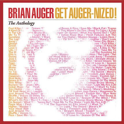 #<Artist:0x00007fcee2fb7828> - Get Auger-Nized! (The Anthology)