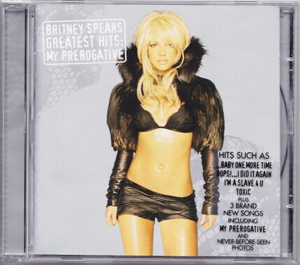#<Artist:0x00007fb6c1738910> - Greatest Hits: My Prerogative
