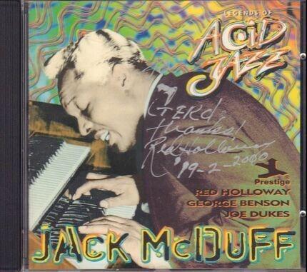 #<Artist:0x00007f41f01475b0> - Jack McDuff