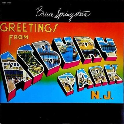 #<Artist:0x00007f7d01f2faf0> - Greetings From Asbury Park N.J.