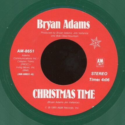 #<Artist:0x00007fcec3cc11d8> - Christmas Time