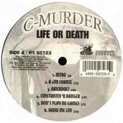 #<Artist:0x00007f77f86424c8> - Life or Death