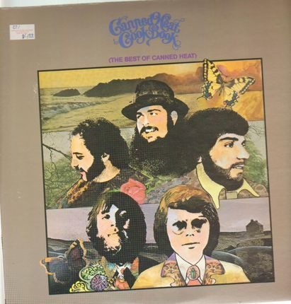 #<Artist:0x00007f60e2b51ba8> - The Canned Heat Cookbook (The Best Of Canned Heat)