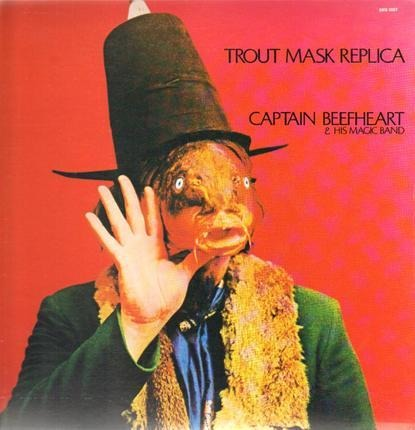 #<Artist:0x00007f410ecf4e90> - Trout Mask Replica