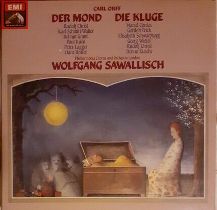 #<Artist:0x00007f410e91a7c0> - Der Mond / Die Kluge