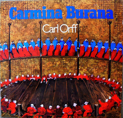 #<Artist:0x00007f9d7060b8e0> - Carmina Burana