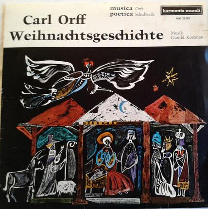 Orff Weihnachtsgeschichte
