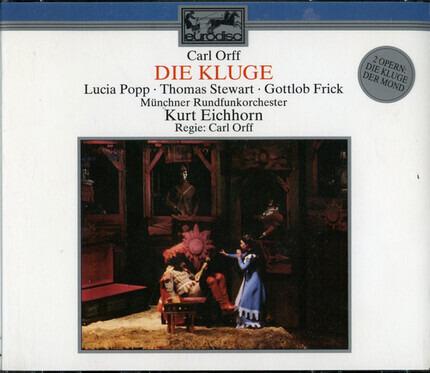 #<Artist:0x00007f412dd5d368> - Die Kluge / Der Mond
