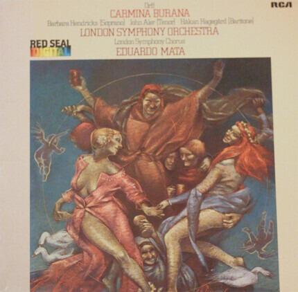 #<Artist:0x00007f09ffea4c18> - Carmina Burana