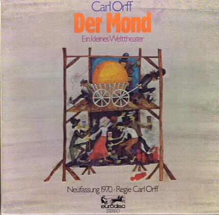 #<Artist:0x00007f40f7f60128> - Der Mond / Ein Kleines Welttheater / Neufassung 1970