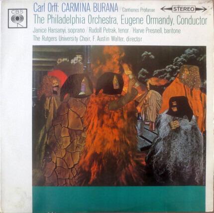 #<Artist:0x00007f6748a36b08> - Carmina Burana