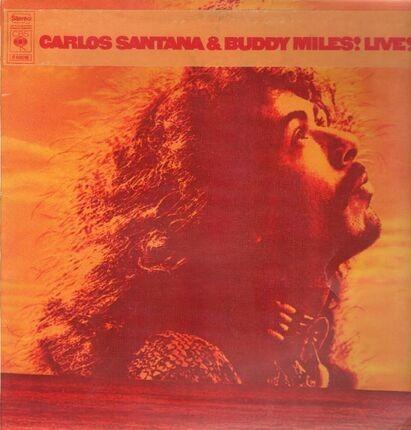 #<Artist:0x00000000089d4da8> - Carlos Santana & Buddy Miles! Live!