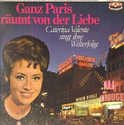 #<Artist:0x00007f7c42d9c900> - Ganz Paris Träumt Von Der Liebe