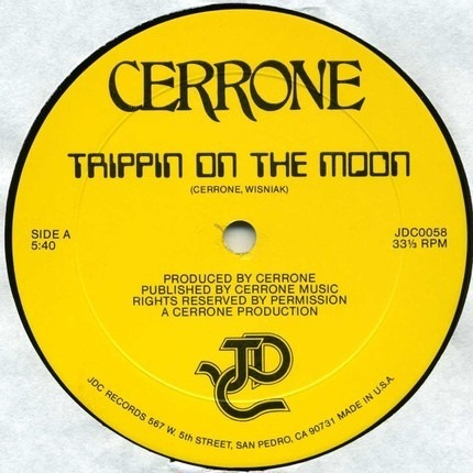 #<Artist:0x00007fcec0a334f0> - Trippin' On The Moon / Supernature