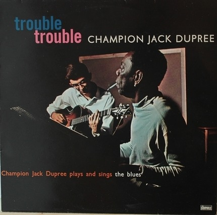 champion jack dupree blues from the gutter discogs