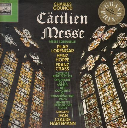 #<Artist:0x0000000004813450> - Cäcilien Messe (Messe Solennelle)