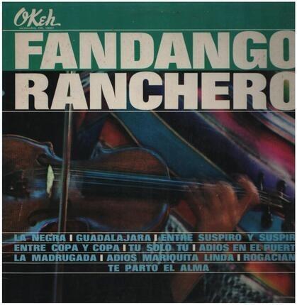 #<Artist:0x00000000086f7d60> - Fandango Ranchero