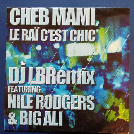 #<Artist:0x00007f13648fd1e8> - Le Raï C'est Chic (DJ LBRemix)