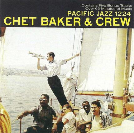#<Artist:0x00007fa3cd841548> - Chet Baker & Crew
