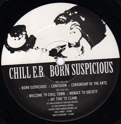 #<Artist:0x00007fb618c83388> - Born Suspicious