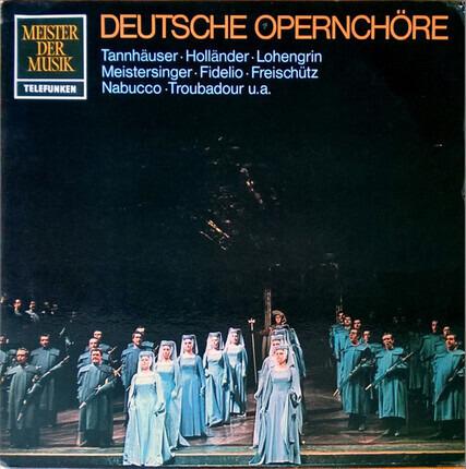 #<Artist:0x00007f73e70fbbc8> - Deutsche Opernchöre