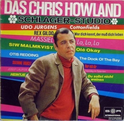 #<Artist:0x00007faffd9cbaa8> - Das Chris Howland Schlager-Studio
