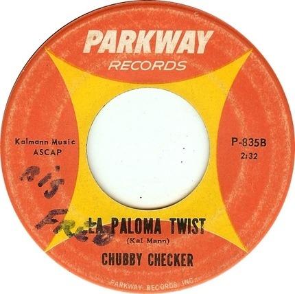 #<Artist:0x00007f20bce67998> - Slow Twistin' / La Paloma Twist