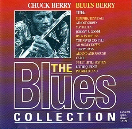 #<Artist:0x000000000605d3d0> - 3: Chuck Berry - Blues Berry