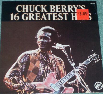 #<Artist:0x00007fcee23dfde8> - Chuck Berry's 16 Greatest Hits