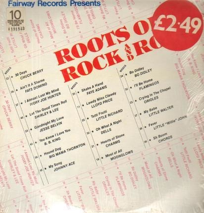 #<Artist:0x00007f1036478310> - Roots Of Rock And Roll