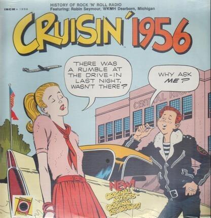 #<Artist:0x00007f89ba10ec58> - Cruisin' 1956