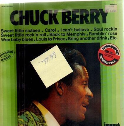 #<Artist:0x00007f65347d6888> - Chuck Berry