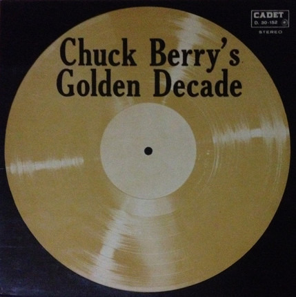 #<Artist:0x00007fe0d00a73b0> - Chuck Berry's Golden Decade