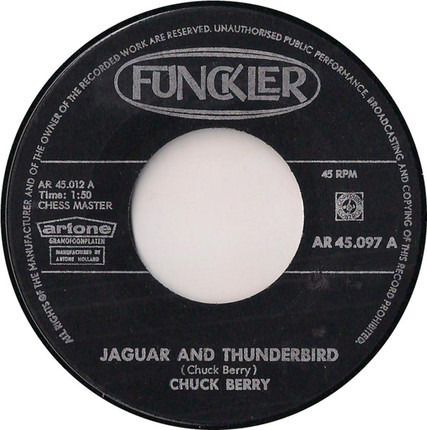#<Artist:0x00007f38a1f27f70> - Jaguar And Thunderbird / Our Little Rendez-Vous