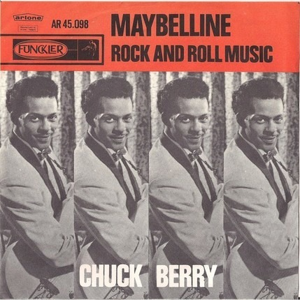 #<Artist:0x00007f9f6aff7a10> - Maybelline /  Rock And Roll Music