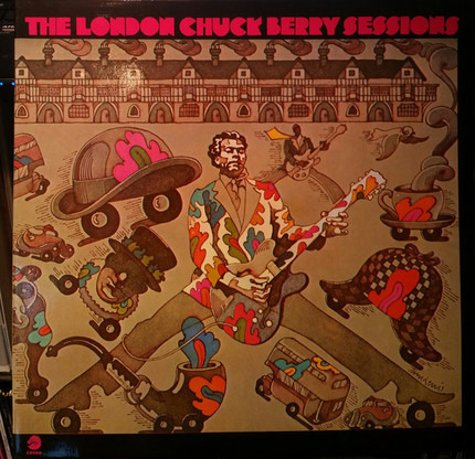 #<Artist:0x00007fcee36a4a50> - The London Chuck Berry Sessions
